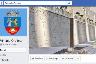 Comentariu viral pe pagina de Facebook a Primăriei Oradea.