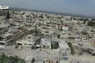 Turcia a anunţat cucerirea unui oraş-cheie din Siria, în ofensiva anti-kurdă