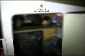 Un iranian a încercat să scoată din România 6 imigranți ascunși într-o rulotă