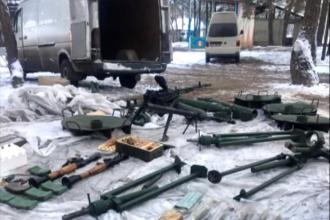 Oficial ucrainean, arestat pentru că ar fi vrut să-l asasineze pe Poroșenko