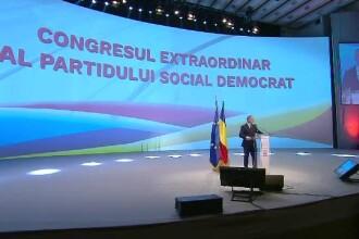 Şeful socialiştilor europeni, la congresul PSD: