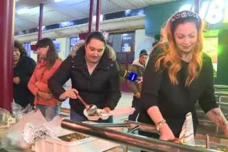 Gestul făcut de 4 doamne din Bucureşti pentru cei fără adăpost.