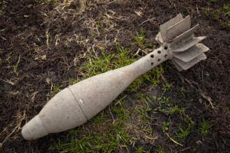 O femeie a murit după ce soțul ei a folosit un obuz de mortier drept jucărie sexuală