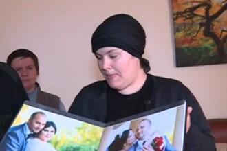 """Soția românului ucis la Veneția: """"M-a lăsat pe mine fără soţ, pe fiul meu fără tată"""""""