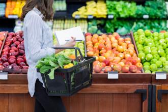 Creșterea medie a prețurilor a ajuns la cel mai ridicat nivel din iunie 2013