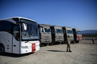 13 morți și 20 de răniți în Turcia, după ce un autobuz a lovit un camion