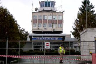 După investiții de aproape 20 de milioane de lei, aeroportul din Tulcea stă nefolosit de ani buni