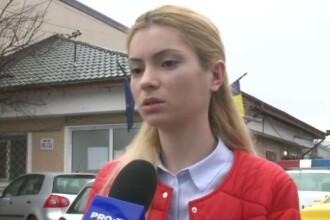 """Tânără bătută cu pumnii și picioarele de un taximetrist din Capitală. """"Mi-a blocat ușile"""""""