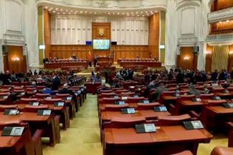 Deputații au respins cererea de reexaminare a preşedintelui Iohannis la modificările legii CSM