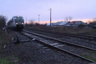 Bărbat de 70 de ani, lovit mortal de un tren. Un angajat CFR a încercat să îl atenţioneze