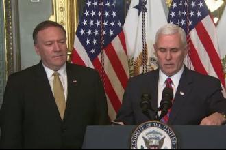 """Viitorul șef al Departamentului de Stat este """"o mână de fier într-o mănuşă de catifea"""