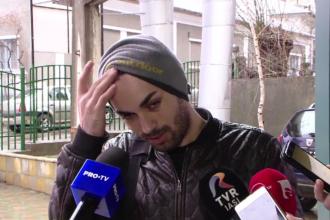 """Un tânăr din Iași acuză polițiștii de la trupele speciale că l-au agresat într-un club. """"Mi-a dat în frunte"""""""