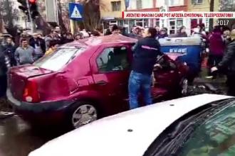 Sentinţă record pentru şoferul din Iaşi care a ucis doi soţi într-un accident