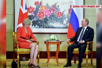 Theresa May a anunțat expulzarea a 23 de diplomați ruși și suspendarea relațiilor la nivel înalt