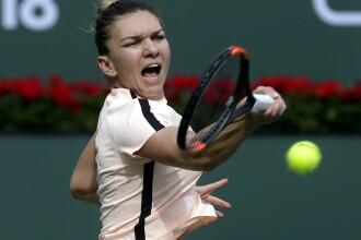 Simona Halep va juca împotriva japonezei Naomi Osaka în semifinala de la Indian Wells