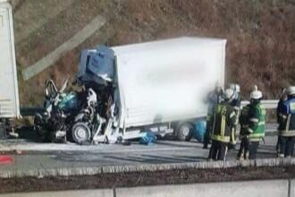 Român mort într-un accident în Germania. Mesajul premonitoriu scris pe Facebook înainte de deces