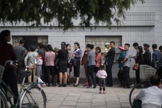 Peste zece milioane de nord-coreeni suferă de malnutriţie