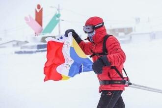 Tibi Uşeriu a câştigat din nou ultramaratonul 6633 Arctic Ultra