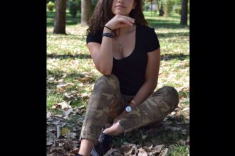 """Jurnalul unei tinere din Iași, diagnosticată cu cancer la 16 ani. """"Pot trece peste boală"""""""