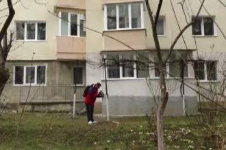 Caz sinistru în Cluj. Un tânăr și-a aruncat bunica de la etajul 10 și și-a bătut bunicul