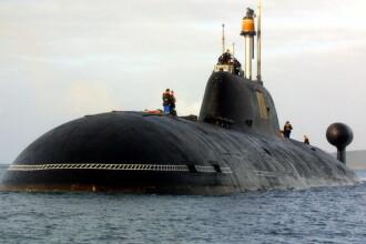 Rușii se laudă că au trimis în secret un submarin nuclear aproape de SUA