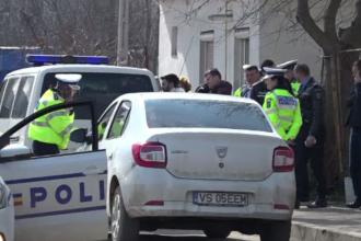 Legătura dintre polițistul vasluian și tânărul pe care l-a împușcat mortal. Agentul e cercetat