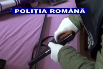 Arme de foc introduse ilegal în România. Descoperirea făcută de poliție