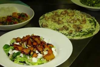 Aplicația care trimite la nevoiași mâncarea nevândută din restaurante și magazine