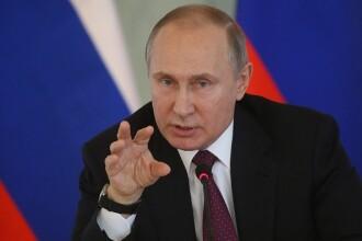 Rusia se pregătește să riposteze și să adopte sancțiuni împotriva SUA