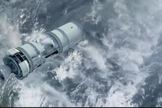 Un harpon spațial va aduna deșeurile din jurul Pământului