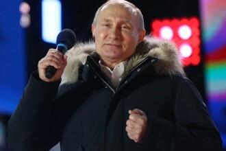 Discursul lui Putin după ce a câștigat alegerile din Rusia. A vorbit și despre acuzațiile de otrăvire
