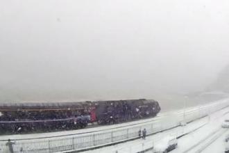 Iarna a pus stăpânire pe Europa. Școli și drumuri închise din cauza zăpezilor
