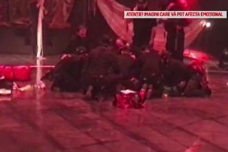 Acrobatul de la Cirque du Soleil, mort. Ce au văzut martorii înainte de căzătura tragică