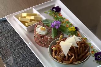 Românii încep să prindă gustul preparatelor fine franțuzești