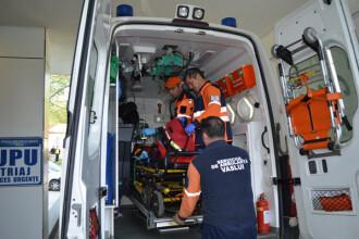 Vasluian în stare gravă la spital, după ce a încercat să-și salveze fratele din mâinile soției