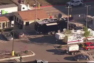 Două noi explozii a unor colete-capcană în Texas. Două persoane au fost rănite