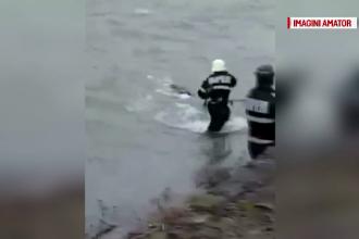 Anchetă în cazul bărbatului care ar fi fost aruncat în râu de o tânără cunoscută pe internet