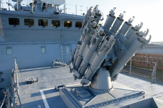 Rusia îşi întăreşte forţele din Marea Neagră. Submarine noi cu rachete de croazieră
