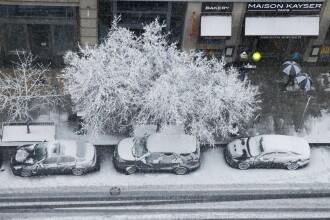Vremea se va răci accentuat în toată țara, începând de vineri dimineața. Regiunile unde va ninge