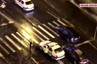 Un bărbat a fost rănit grav după ce a fost lovit pe trecere de o șoferiță, în Brașov