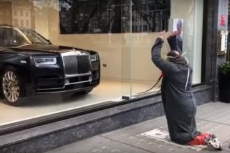 """""""Mă închin la Rolls Royce"""". Un oligarh rus arată cum s-a îmbogățit. VIDEO"""