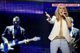 Celine Dion a fost forţată să îşi amâne mai multe concerte din Las Vegas