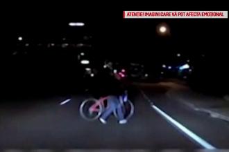 Primele imagini în cazul femeii ucise de o mașină autonomă. VIDEO