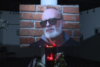 Mesajele celor care l-au apreciat pe Andrei Gheorghe.