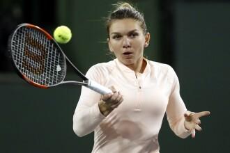Halep - Dodin 3-6, 6-3, 7-5. Simona joacă în turul 3 la Miami cu Agnieszka Radwanska