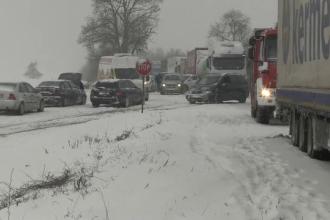 Zăpezile și inundațiile au provocat haos în Europa. Cele mai afectate țări