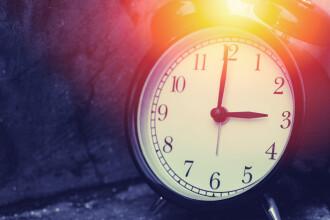 Ora de vară 2018. Cum se schimbă ora în România, în noaptea de sâmbătă spre duminică