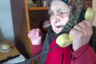 """O bătrână din Dâmbovița, păgubită prin metoda """"accidentul"""". Ea fusese avertizată de fiu"""