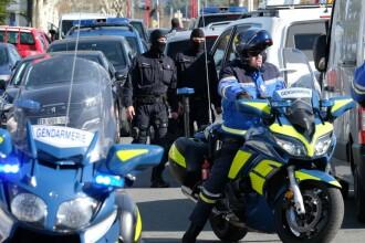 Act de eroism în Franța: un jandarm a luat locul unui ostatic civil
