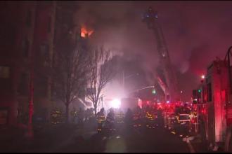 Edward Norton a alertat autoritățile, după izbucnirea unui incendiu la New York. Un pompier a murit